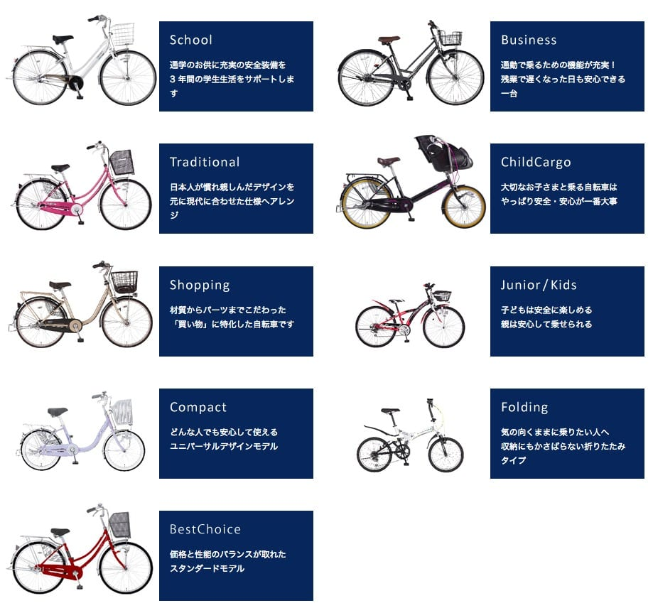 03_1_紹介   マルキン自転車