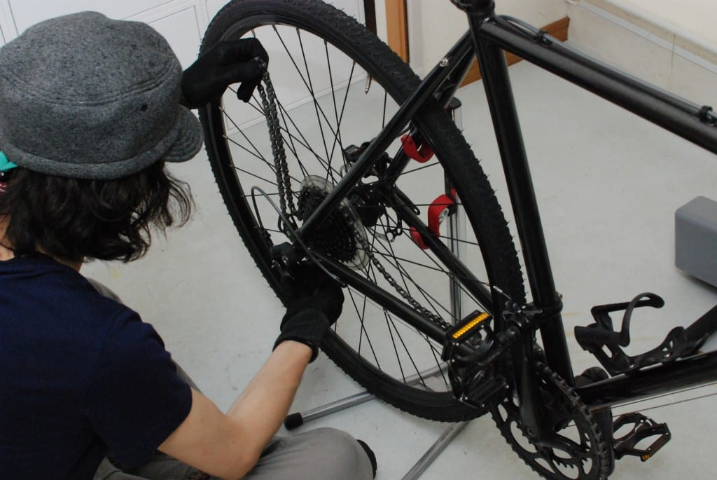 チェーン 交換 自転車