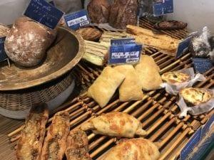 ブーランジェリーボネダンヌのパン