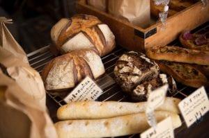 充麦のパンたち