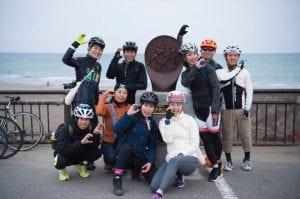 三浦半島パン屋ライドC班。健脚班というあだ名、パンとの新しい出会いがありました