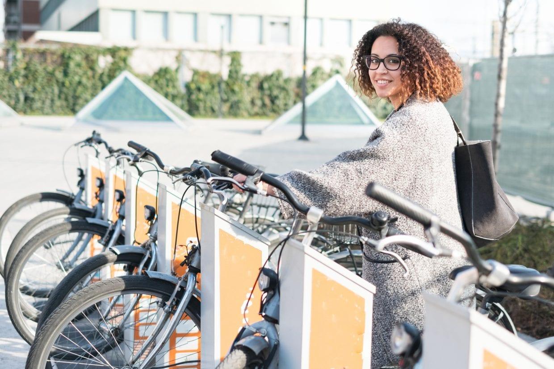 シェアバイクは世界中で急速に導入されている