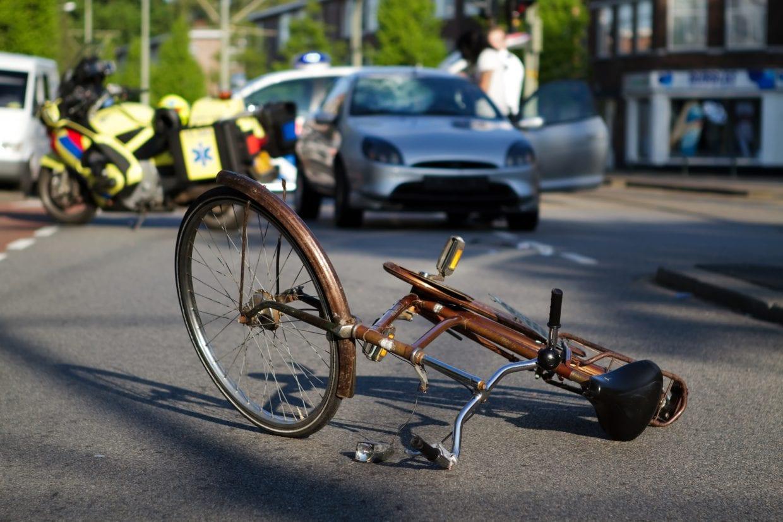 ヘルメットが命の分かれ目になることがある