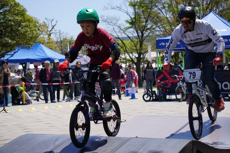 第6回アクティブキッズフェスタ「Compact Bike Race」