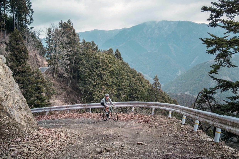 サイクリングのいいとこ取り、澤氏の輪行のススメ(C)Rapha