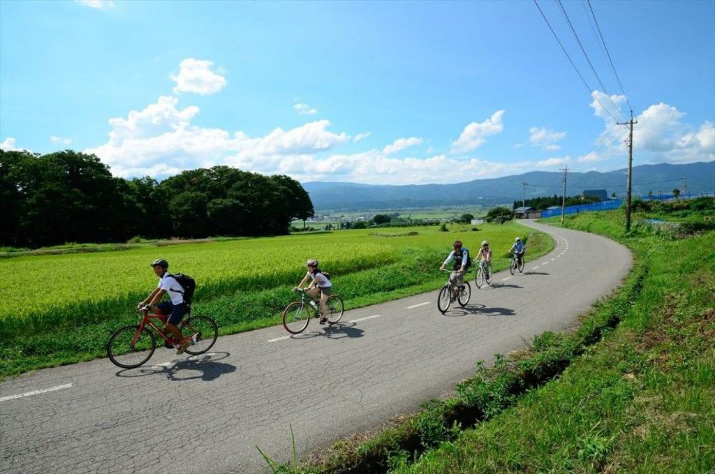 YOUKOSOふるさとサイクリングツアー