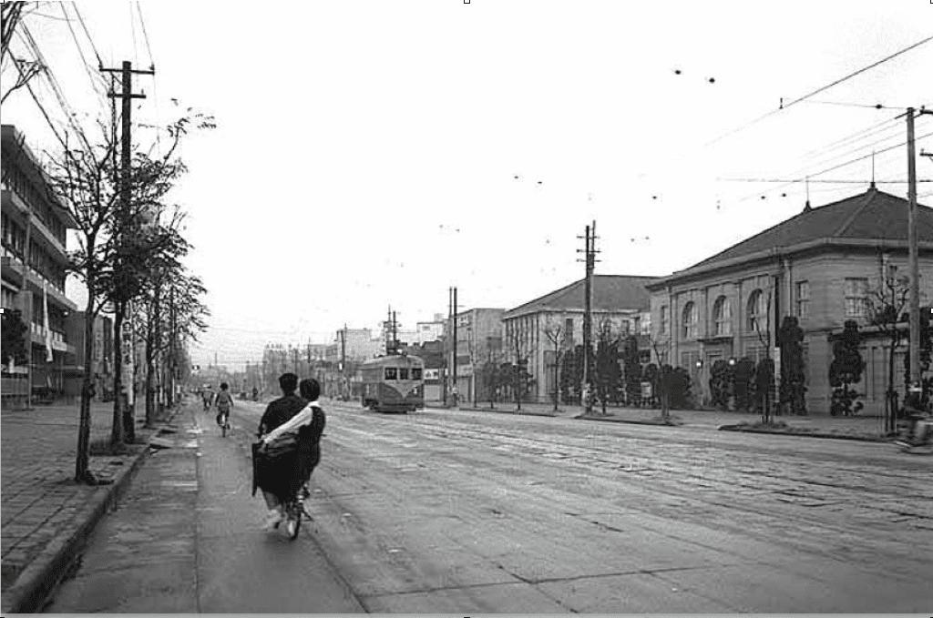 高知市内(1961年)