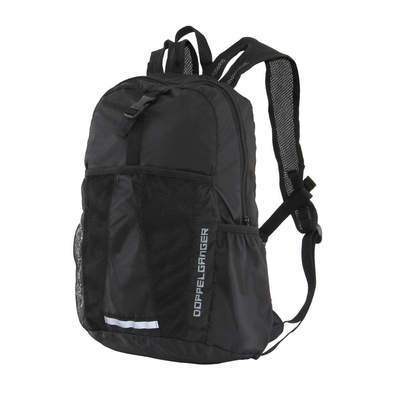 小さく折りたため、必要な時に10Lのバックパックとして展開できる「バイシクルエコリュック」を発売。