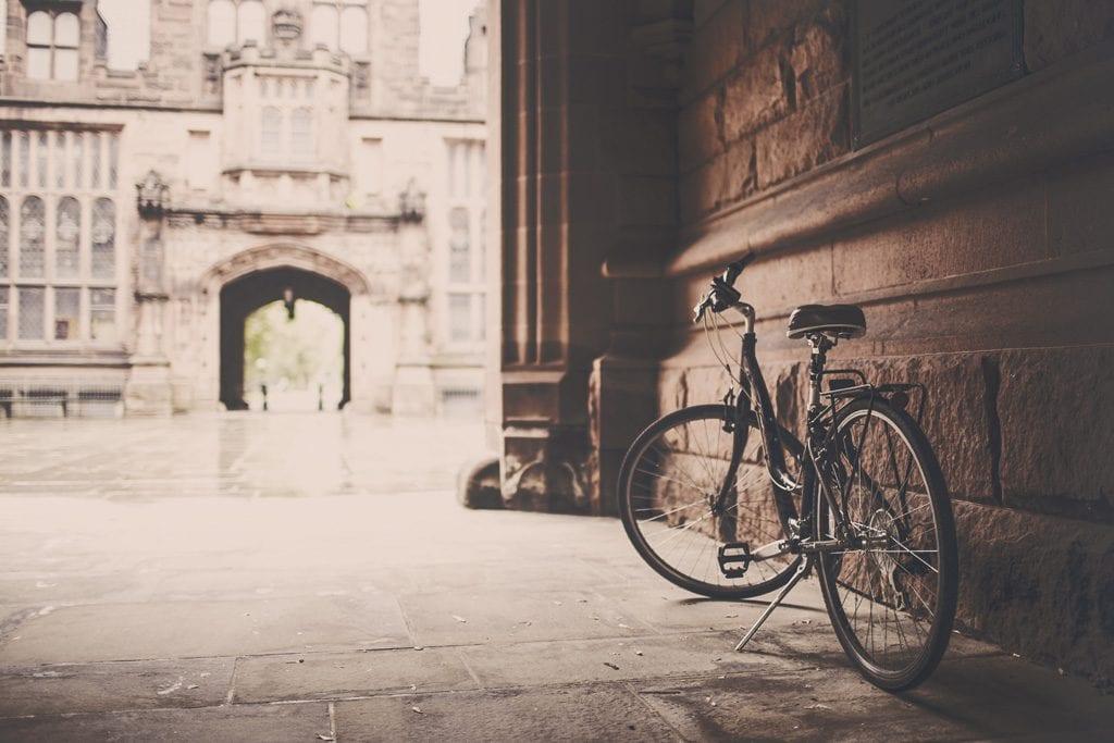 自転車屋さんの取り組み