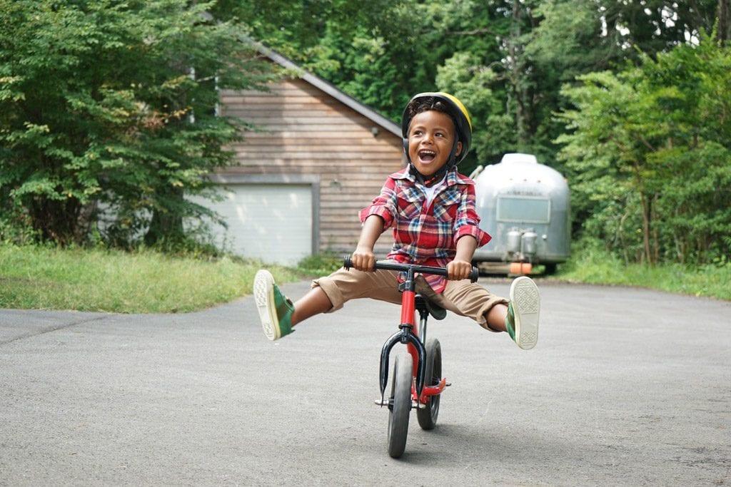 子供の自転車教育