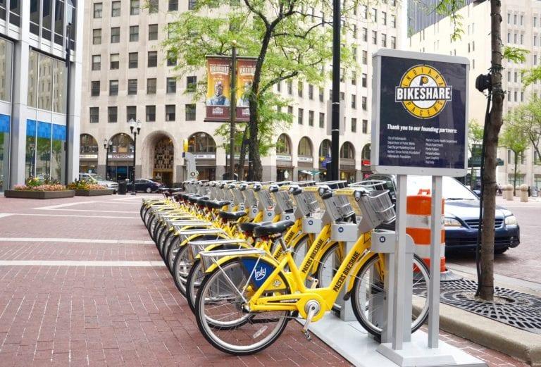 シェアサイクルはいまや世界の都市に広がっている
