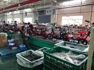 中国シェアサイクル市場