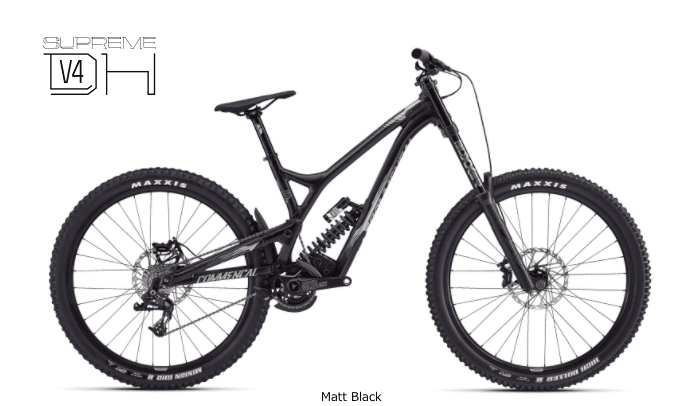 COMMENCAL SUPREME DH V4 ESSENSIAL