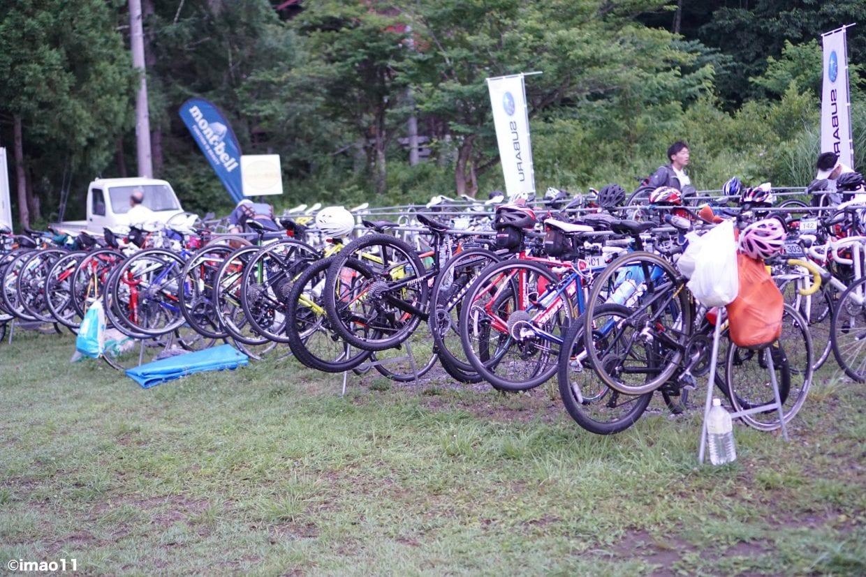 第2ステージ:杉野沢五叉路→笹ヶ峰グリーンハウス(バイク23km)