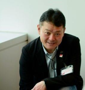 自転車活用推進研究会・内海潤事務局長