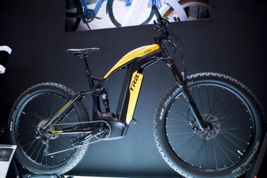 日本ではママチャリのイメージが強い電動自転車だが、海外ではスポーツタイプにも積極的に採用されている。