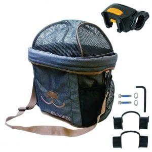 自転車ペット用フロントバッグ GX-SH6-048