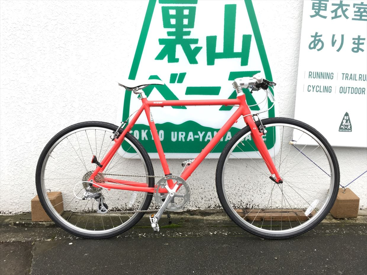 570/700C(身長170-180cm) MATTE DARK RED