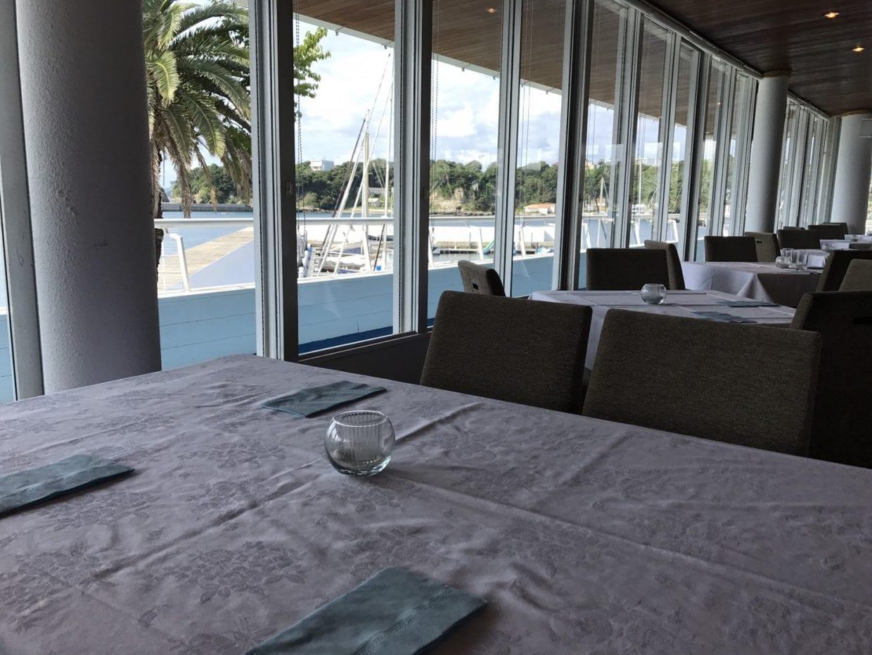 シーボニア クラブハウスレストラン様はリゾート気分が満喫できる