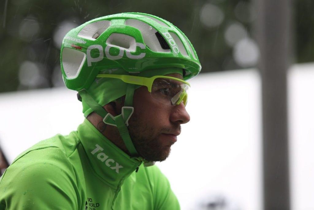こちらは昨年度のジャパンカップロードレース優勝者であり、今年度のブエルタ・ア・エスパーニャの山岳王、キャノンデール・ドラパックのダヴィッデ・ヴィッレッラ選手