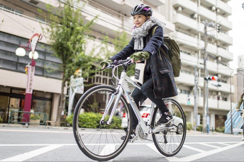 女性向けのクロスバイク、ジャイアント・LIV