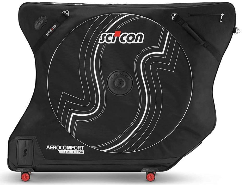 シーコン エアロコンフォートプラス3.0 ブラック 輸行バック