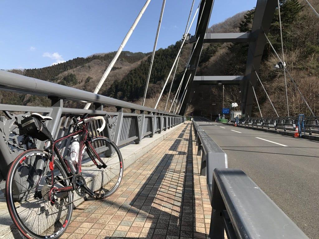 奥多摩三頭橋