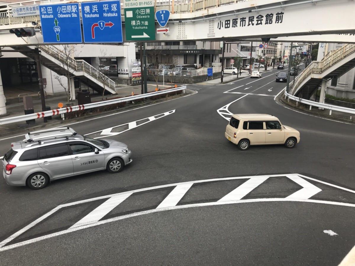 小野田君落車クランク