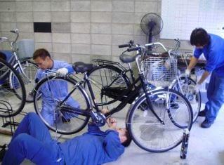交野市リユース自転車