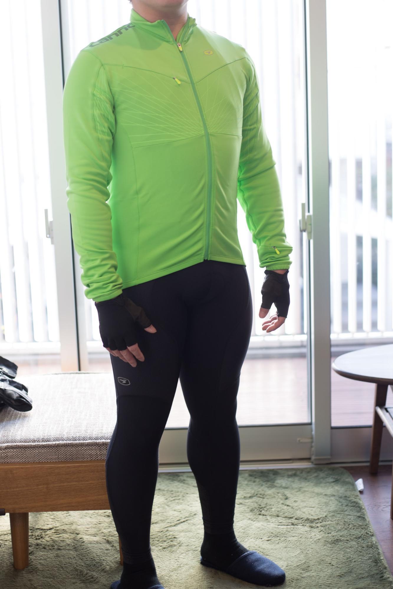 ▲1万円で冬のサイクリングに必要なウェアがほぼ揃ってしまいました