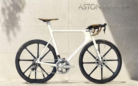 約460万円のアストンマーティンとのコラボバイク・One-77 Cycle