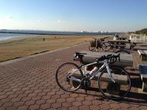 花見川サイクリングロード~新川サイクリングロード(千葉県)