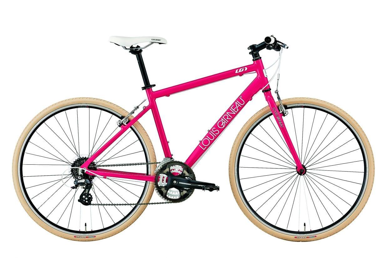 ルイガノ クロスバイク LGS-L8.0 cherryPink 6