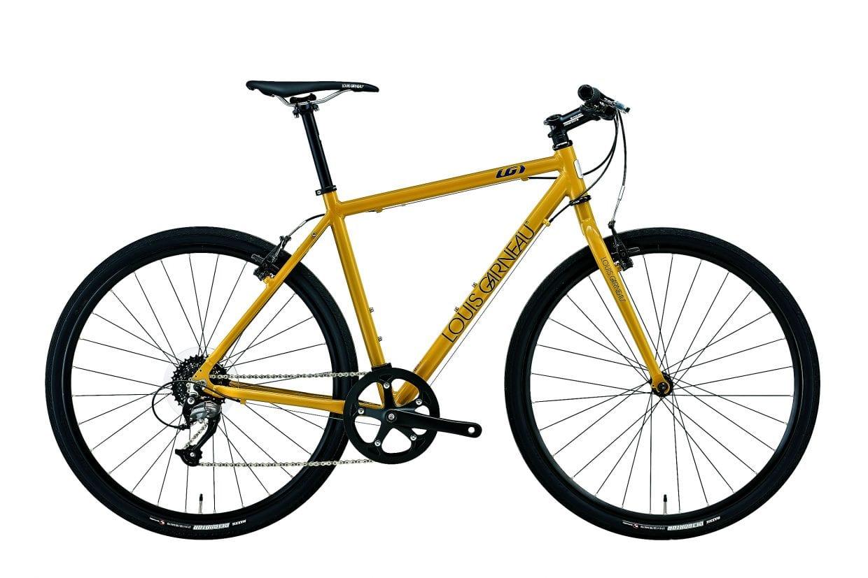 ルイガノ クロスバイク LGS-X7.0 KAHKI