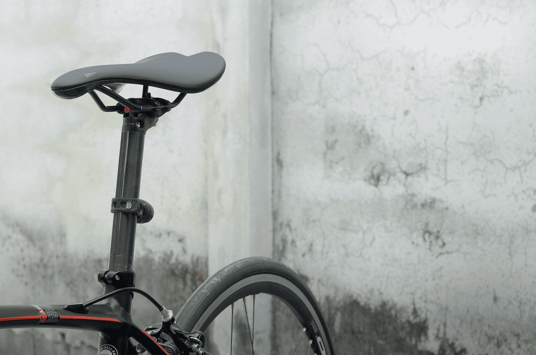 自転車のサドル