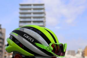 GIROのヘルメットはキノコにならない