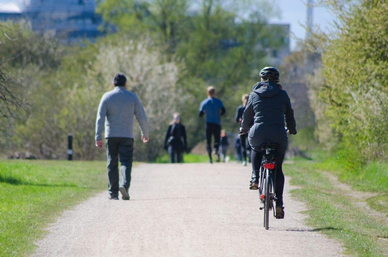 サイクリング クロスバイク 準備