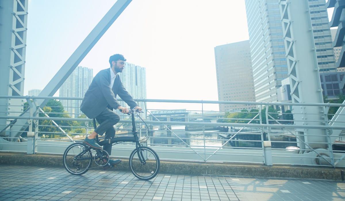 dahon 折りたたみ自転車 ダホン イメージ