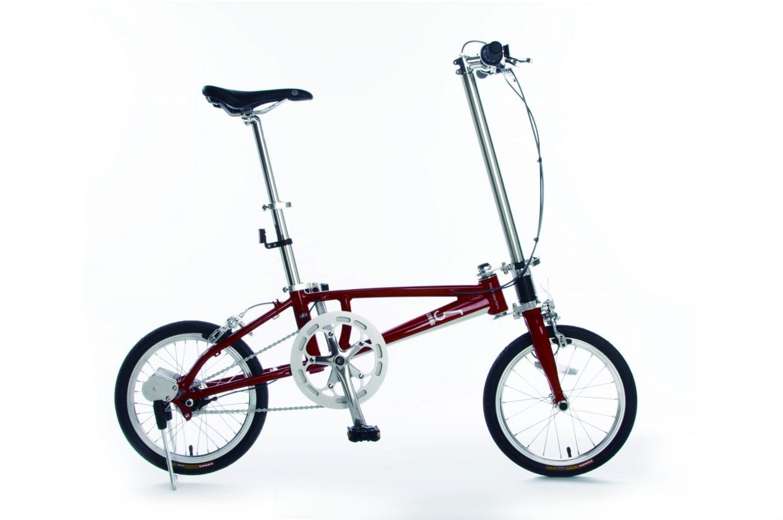 5links 折りたたみ自転車 165