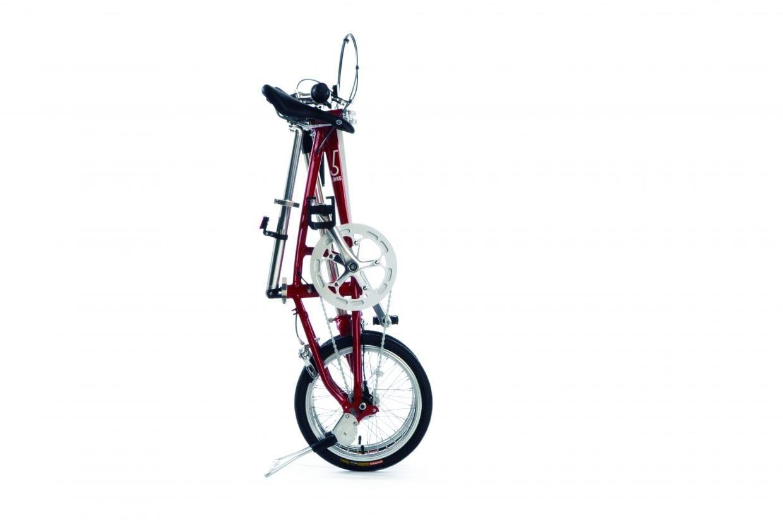 5links 折りたたみ自転車 165 折りたたみイメージ