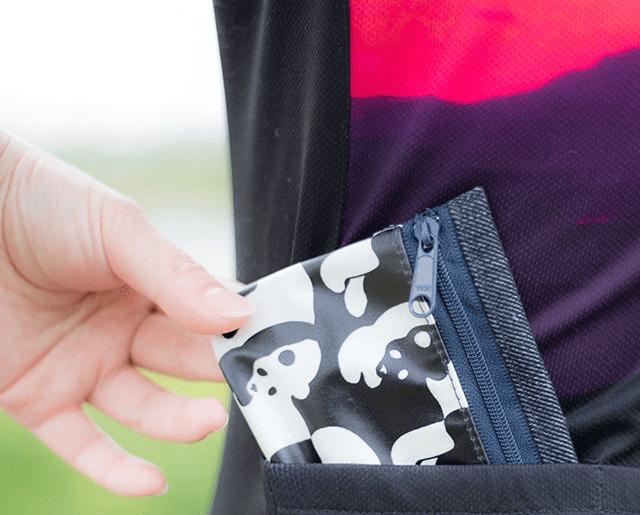 サイクリング中に使うお財布、どうしてる?