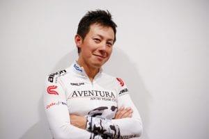 プロサイクリングチームAVENTURA CYCLINGの運営代表/プレイングディレクター 管洋介さん
