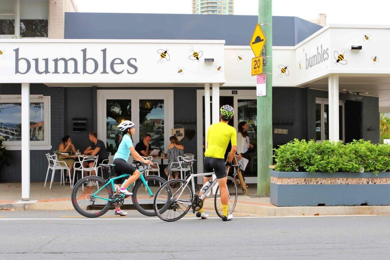 サイクリング中に立ち寄りたいお店がいくつもあるかも。