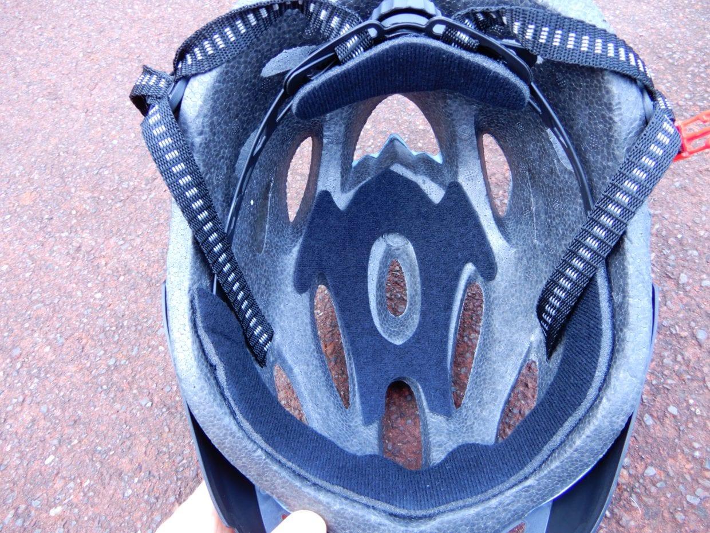 ロードバイク,ヘルメット,パット,薄い