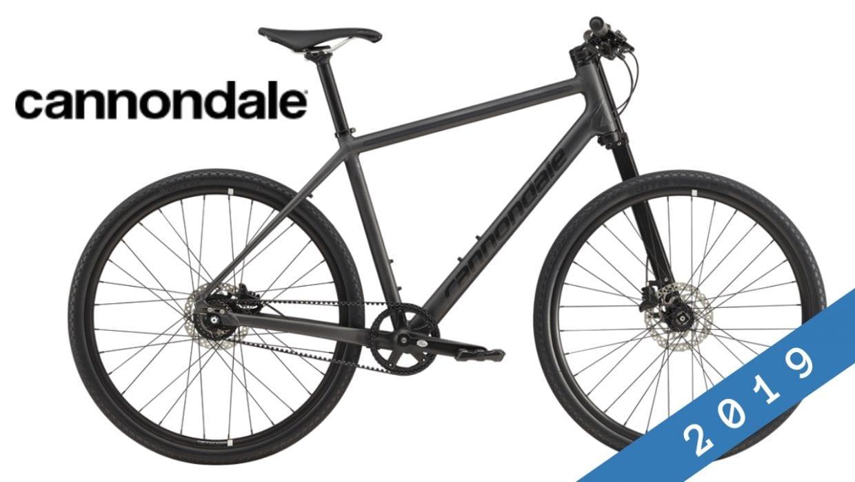 キャノンデール 2019 クロスバイク cannondale