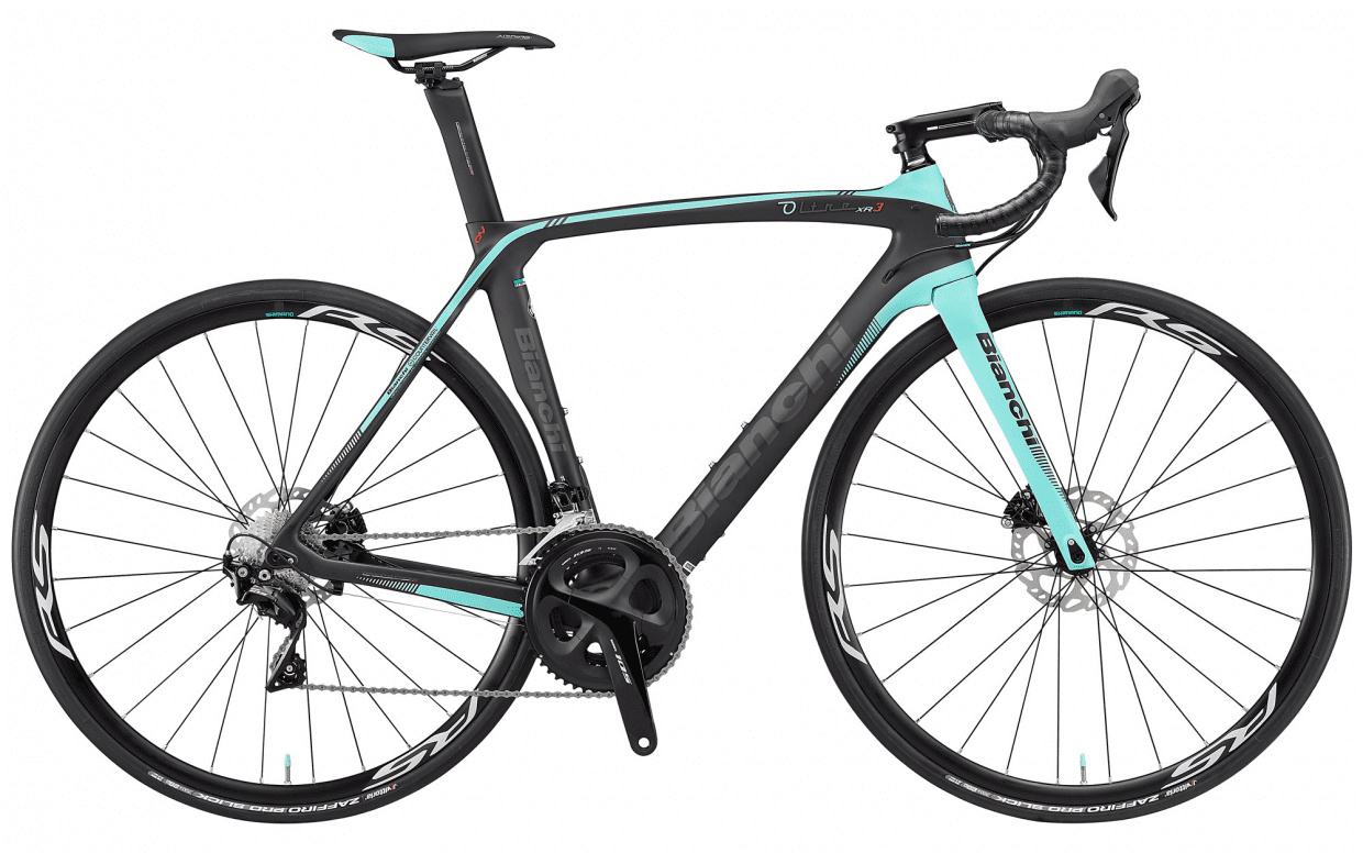 Oltre XR3 Disc Shimano 105 Disc Brake