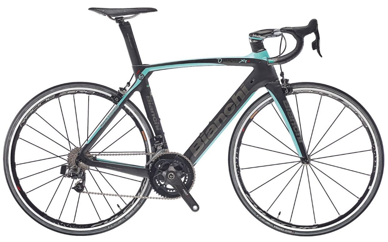 Oltre XR4 Sram Red E-tap