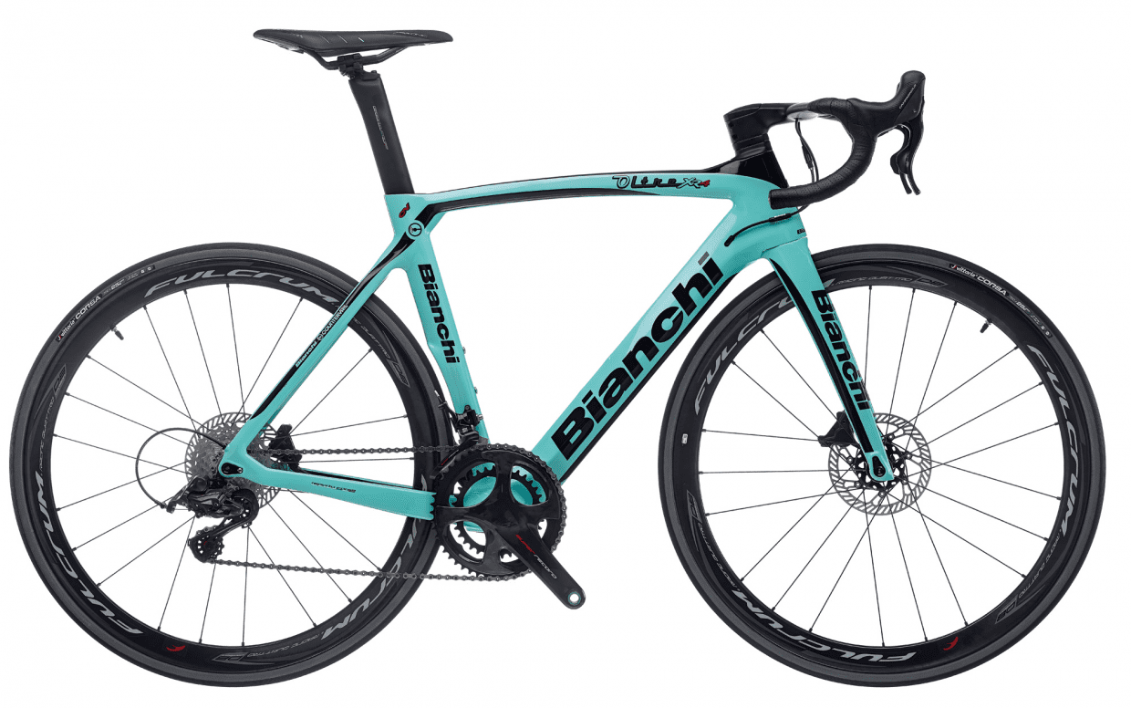 Oltre XR4 Disc Campagnolo Super Record