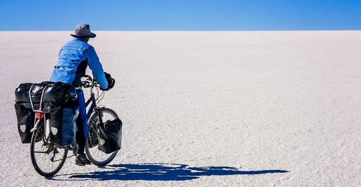 ランドナー ツーリング 自転車 ロードバイク 世界一周 日本一周