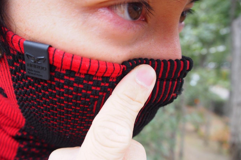 スポーツ専用マスク